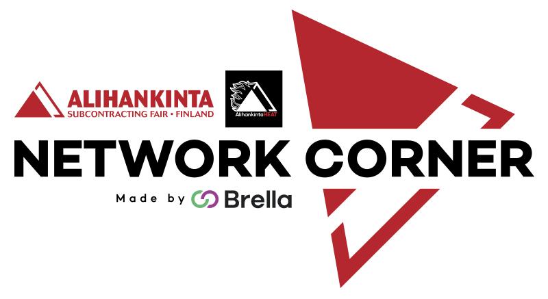 Alihankin Network Corner By Brella -logo